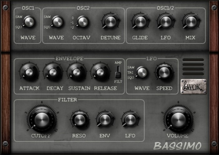 loopazon Bassimo WokWave Free Filter Download