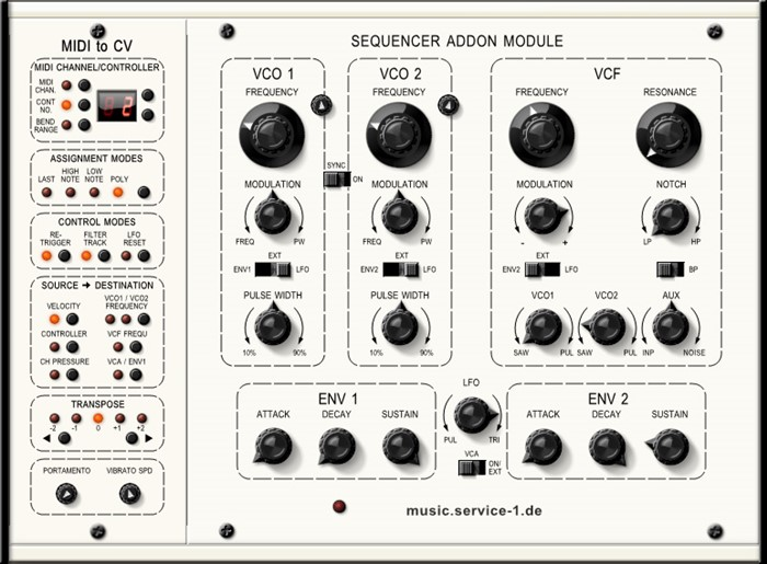 loopazon SAM Synth Module WokWave Download