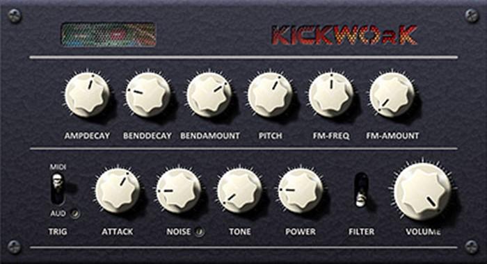 loopazon KickWork WokWave Free Synth Download