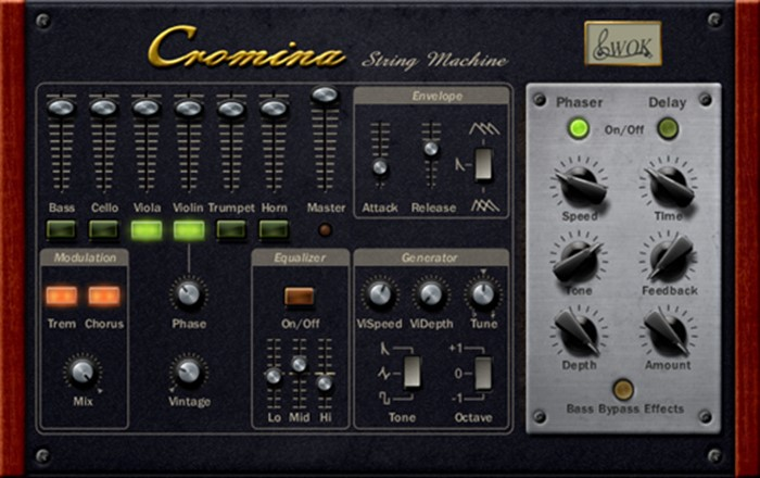 loopazon Cromina String Machine WokWave Download