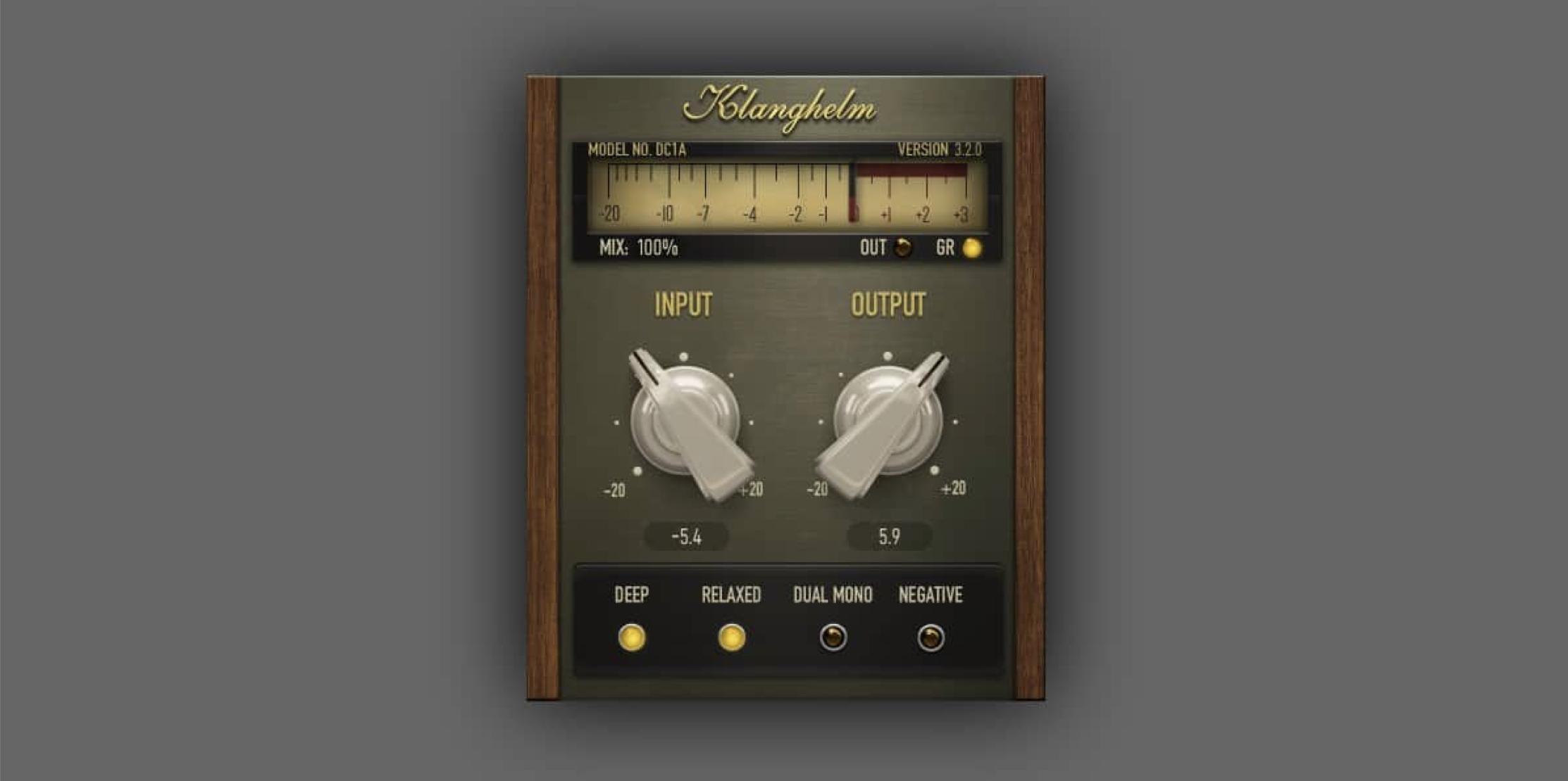 DC1A User Interface