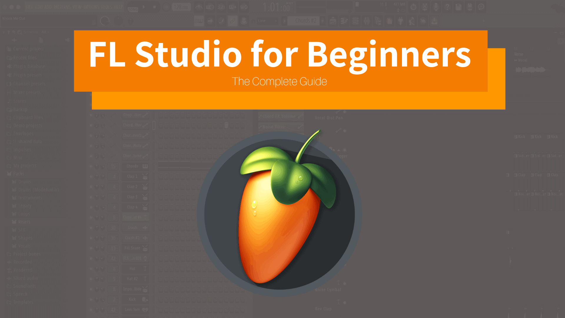 FL Studio Getting Started